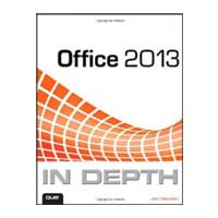 Sams Office 2013 In Depth, 1st Edition