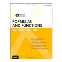 Sams Excel 2013 Formulas and Functions, 1st Edition