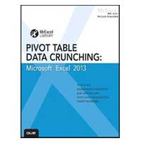 Sams EXCEL 2013 PIVOT TABLE DA