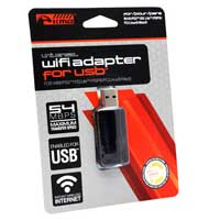 Komodo Universal USB Wifi Adapter