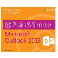 Microsoft Press OUTLOOK 2013 PLAIN SIMPLE
