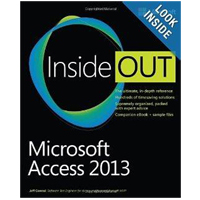 Microsoft Press ACCESS 2013 INSIDE OUT