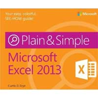 Microsoft Press EXCEL 2013 PLAIN & SIMPLE