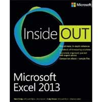 Microsoft Press EXCEL 2013 INSIDE OUT