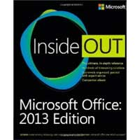 Microsoft Press OFFICE PROF 2013 INSIDE