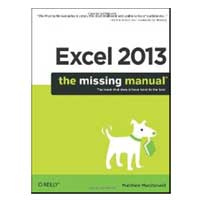 O'Reilly EXCEL 2013: THE MISSING M