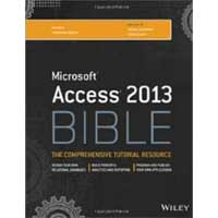 Wiley ACCESS 2013 BIBLE