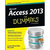 Wiley Access 2013 For Dummies