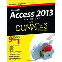Wiley ACCESS 2013 ALL-IN-ONE