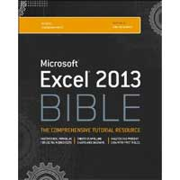 Wiley Excel 2013 Bible