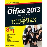 Wiley Office 2013 All-In-One For Dummies, 1st Edition