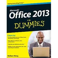 Wiley OFFICE 2013 FOR DUMMIES