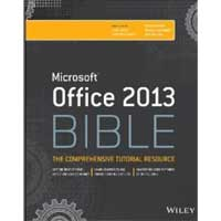 Wiley OFFICE 2013 BIBLE