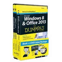 Wiley WINDOWS 8 & OFFICE 2013