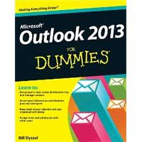 Wiley Outlook 2013 For Dummies