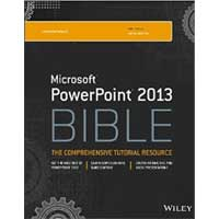 Wiley POWERPOINT 2013 BIBLE