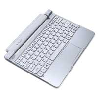 Acer W510 Keyboard Docking Station - Silver