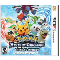 Nintendo Pokemon Mystery Dungeon: Gates to Infinity (3DS)