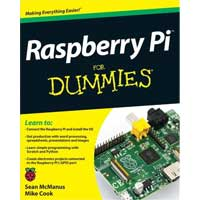 Wiley RASPBERRY PI FOR DUMMIES
