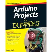 Wiley ARDUINO PROJECTS DUMMIES