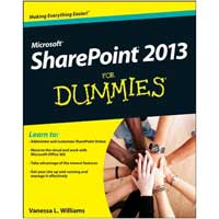Wiley SHAREPOINT 2013 DUMMIES