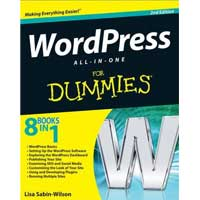 Wiley WORDPRESS ALL-IN-ONE 2/E