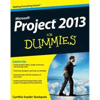 Wiley PROJECT 2013 FOR DUMMIES