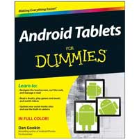 Wiley ANDROID TABLETS DUMMIES