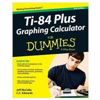 Wiley TI-84 PLUS GRAPHING CALCU