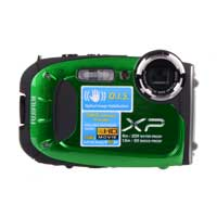 Fuji Finepix XP60 16 Megapixel Digital Camera - Green