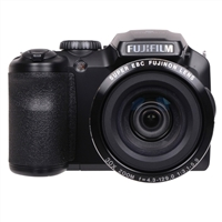 Fuji FinePix S6800 16 Megapixel Digital Camera - Black