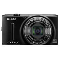 Nikon Coolpix S9500 18.1 Megapixel Digital Camera - Black