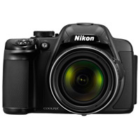Nikon Coolpix P520 18.1 Megapixel Digital Camera - Black