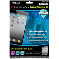 Xtreme Cables Screen Protector for iPad mini 2-Pack