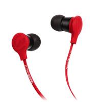 Ecko Unltd. EKU-TRK-RD TREK Stereo Earbuds - Red