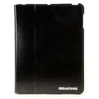 Ecko Unltd. Shiny Canvas Case For iPad 2 - Black