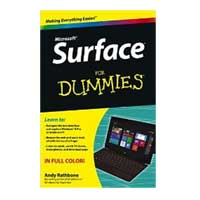 Wiley SURFACE FOR DUMMIES
