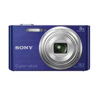 Sony Cyber-shot DSC-W730 16.1 Megapixel Digital Camera - Lilac