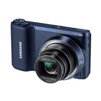 Samsung WB800 16 Megapixel Digital Camera - Cobalt Black