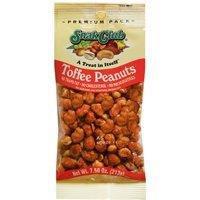 Snak Club Toffee Peanuts 7.5 oz.