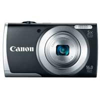 Canon PowerShot A2500 16 Megapixel Digital Camera - Black