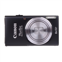 Canon PowerShot ELPH 115 IS 16 Megapixel Digital Camera - Black