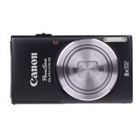 Canon PowerShot ELPH 115 IS 16 Megapixel Digital Camera - Black