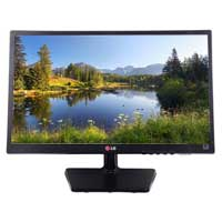"LG 21.5"" Slim LED Monitor"
