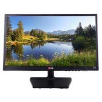 """LG 21.5"""" Slim LED Monitor"""