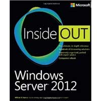 O'Reilly WINDOWS SERVER 2012 INSID