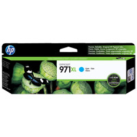 HP HP 971XL Officejet Cyan Ink Cartridge