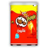 Continental Concession Supplies Pringles Original 2.36 oz.