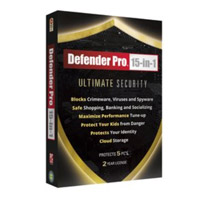 Bling Defender Pro 15 in 1 Ultimate Security (PC)