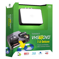 Honest Technology VHS to DVD 7.0 Deluxe (PC)